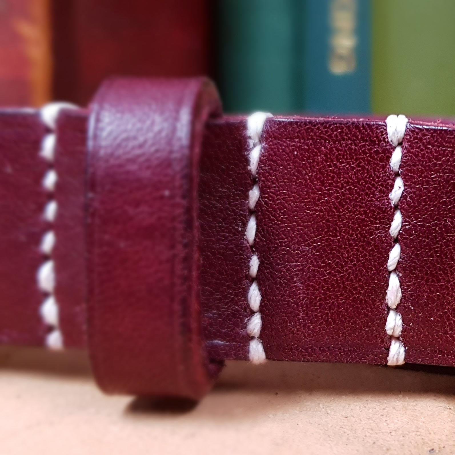 Carreducker bespoke dog collar
