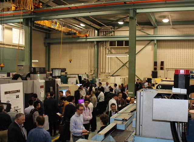 Industry Open House - 2013