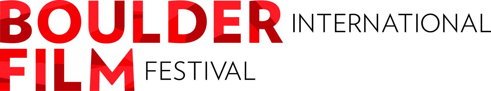 Boulder International Film Festival Logo (text only)