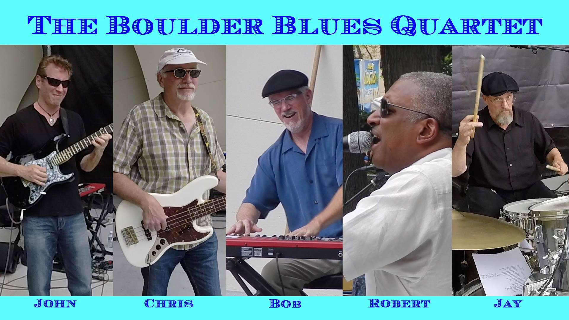 The Boulder Blues Quartet
