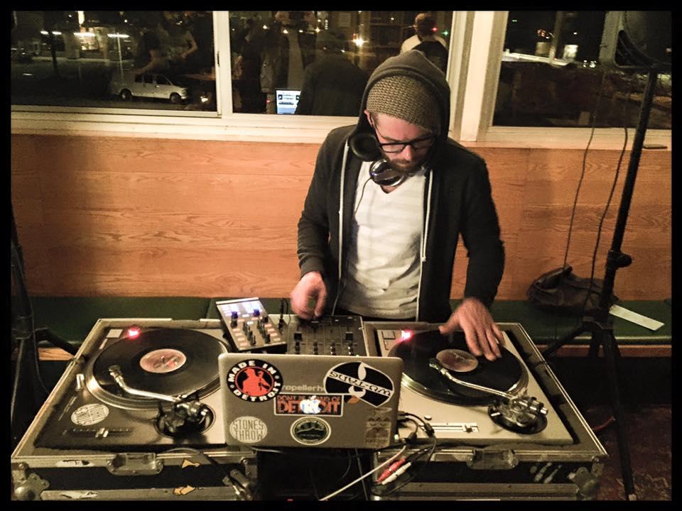 DJ Eric P