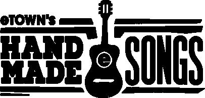 logo for eTown's Handmade Songs Series