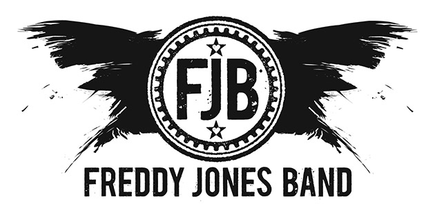 Freddy Jones Band Crest