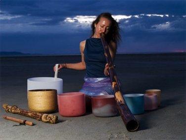Image of Kimba Arem with Salt Bowls