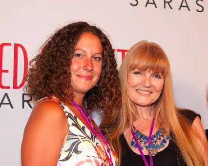 portrait of Lori Joyce and Candice Orlando