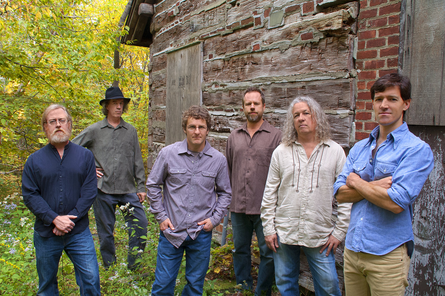 image of the band Railroad Earth