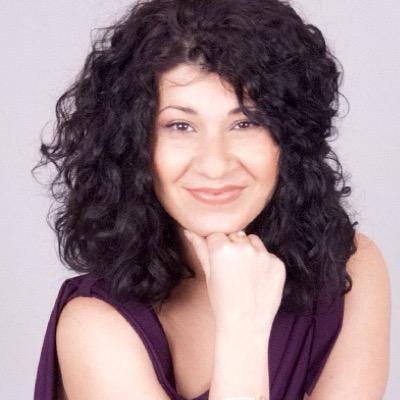 Portrait of Sahar Paz