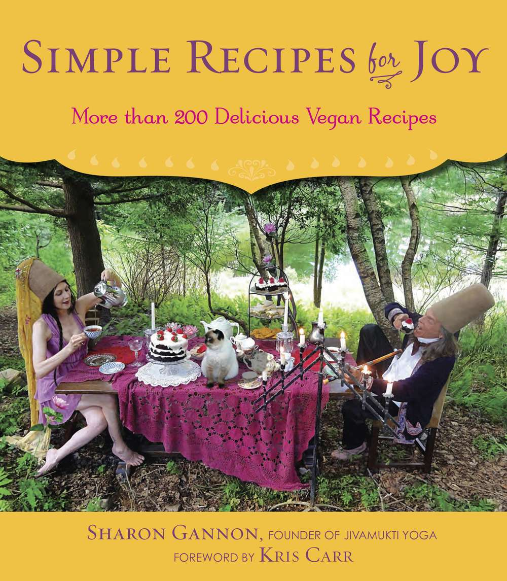 book cover of Simple Recipes for Joy