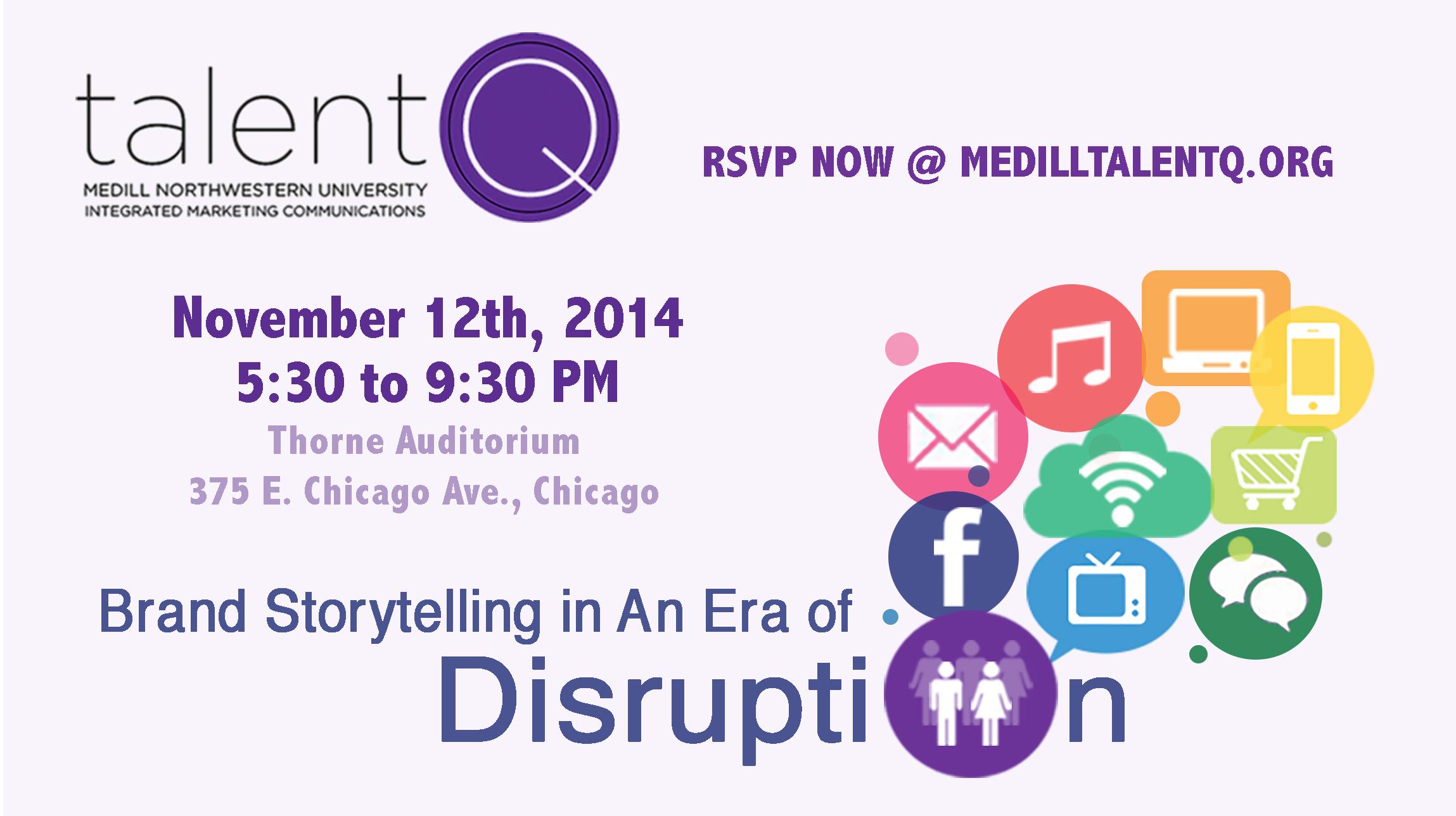 Brand Storytelling in an Era of Disruption
