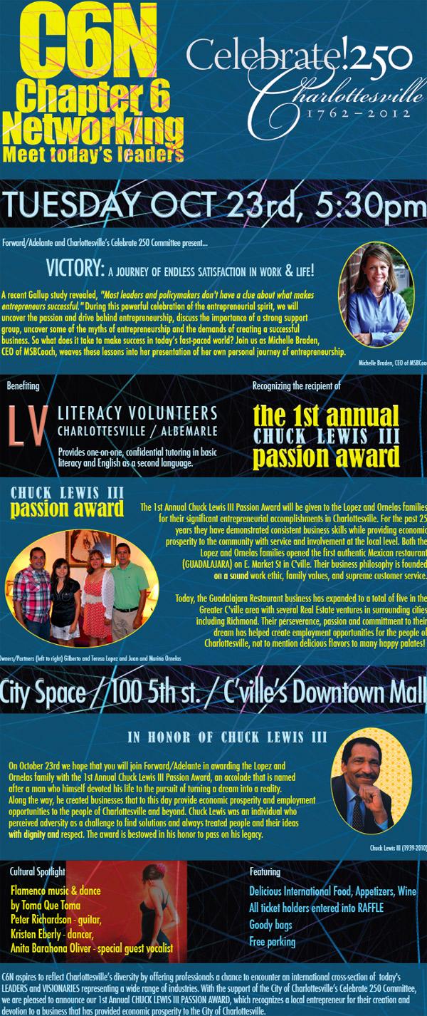 C6N Event October 23 2012
