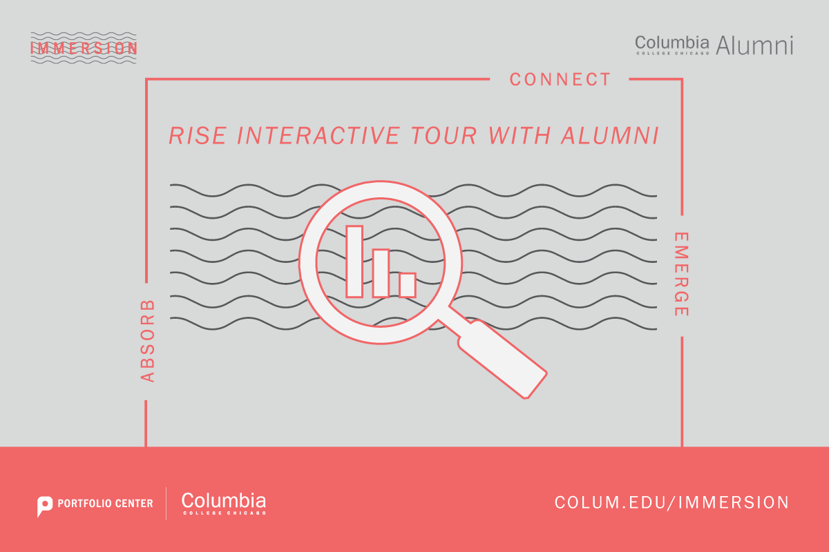 Rise Interactive Tour with Alumni Image