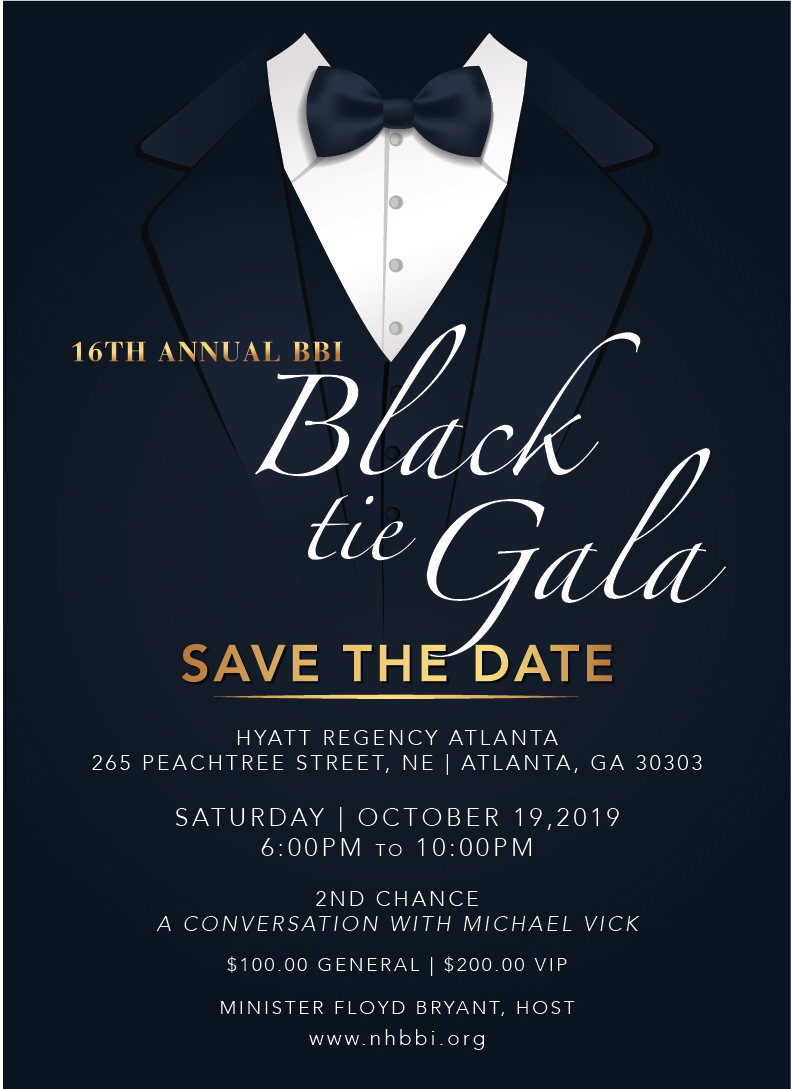 BBI Black Tie Gala Save The Date