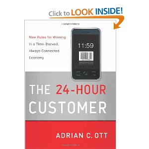 24 Hour Customer Book