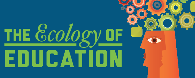 Ecology of Education header