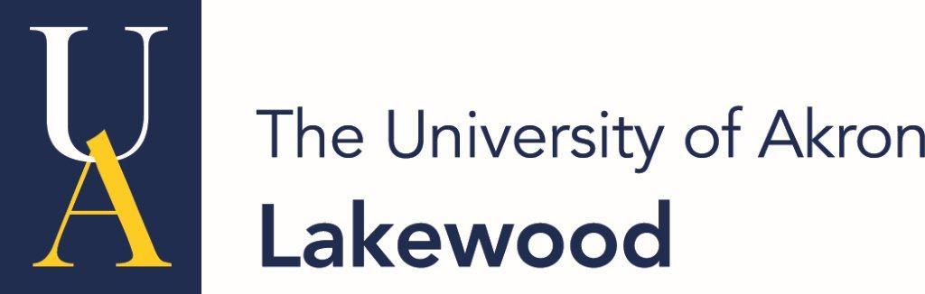 University of Akron Lakewood logo