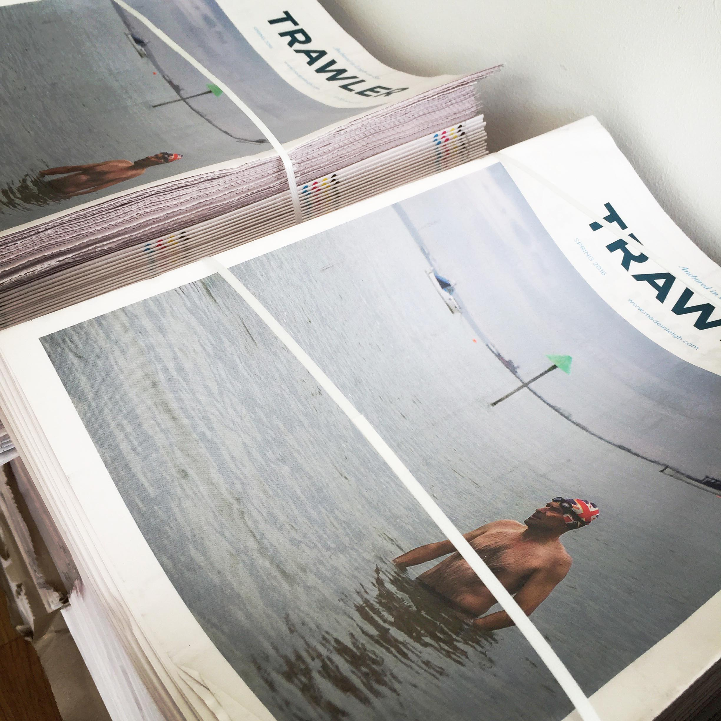 Trawler Paper Issue 2
