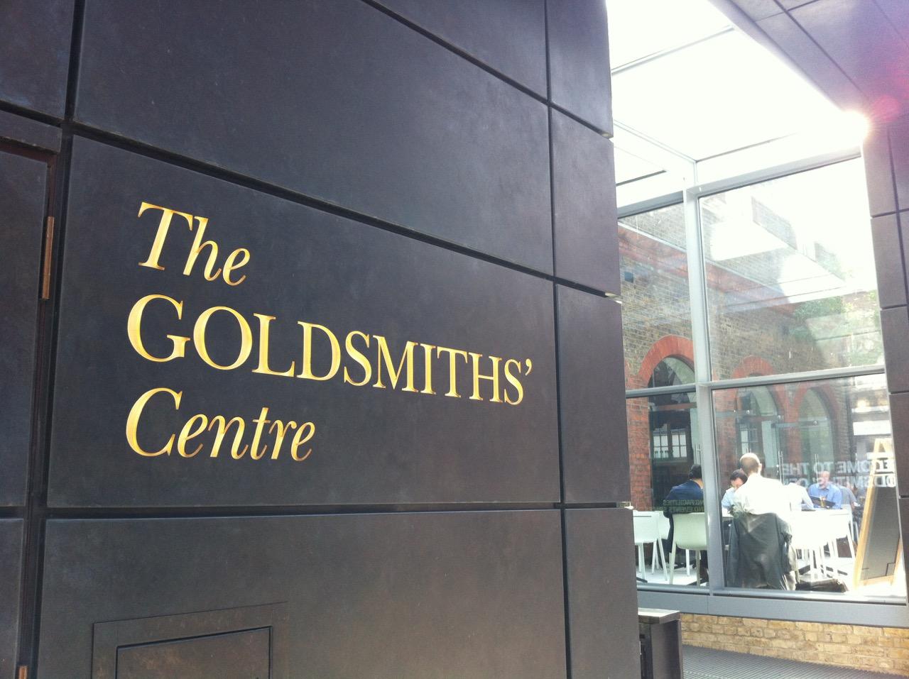 Goldsmith's Centre, Britton Street