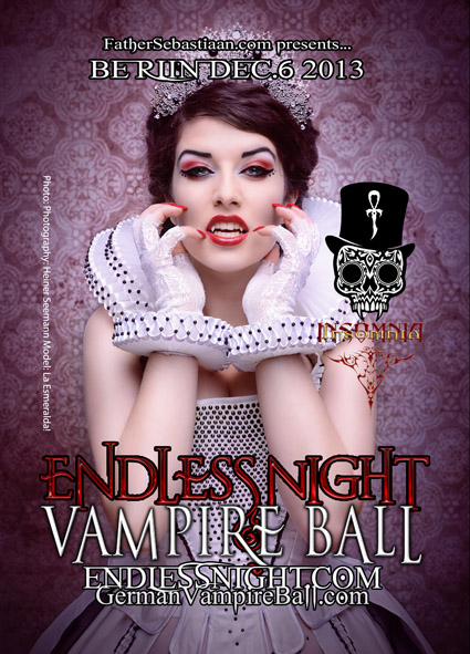 Germany Vampire Ball 2013
