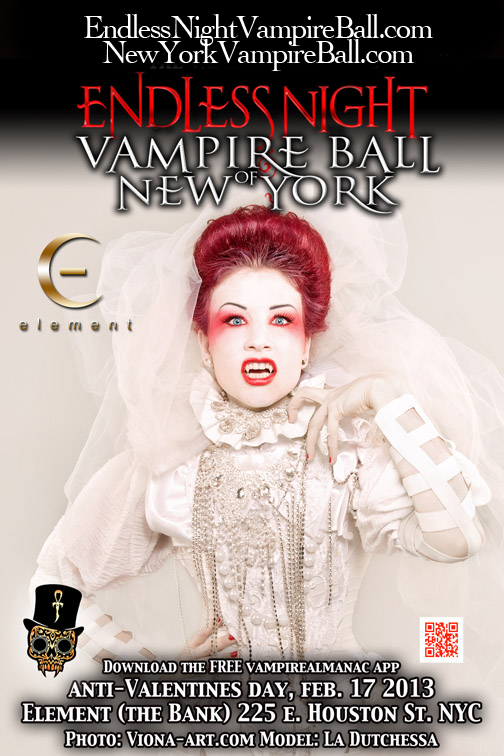 Endless Night Vampire Ball NYC 2013