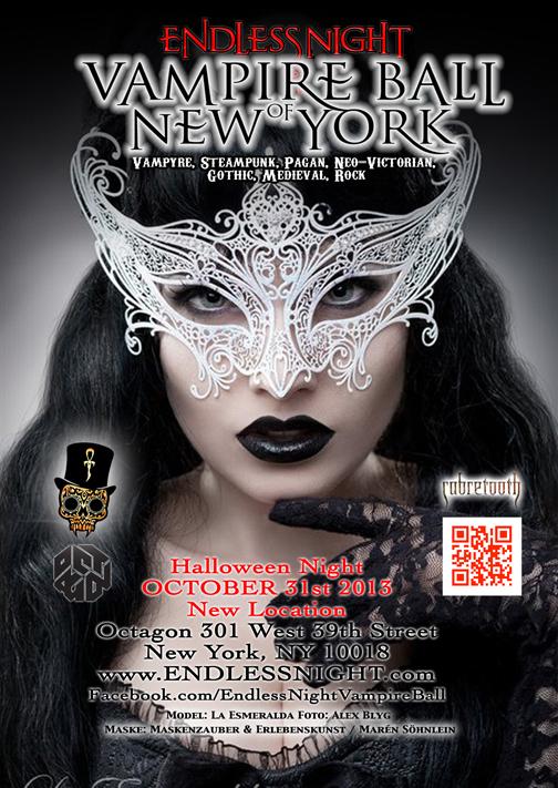 NY Vampire Ball 2013
