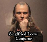Siegffried Loew Conjuror