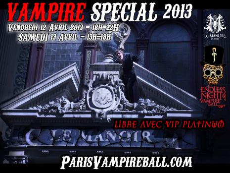 Vampire SPecial 2013