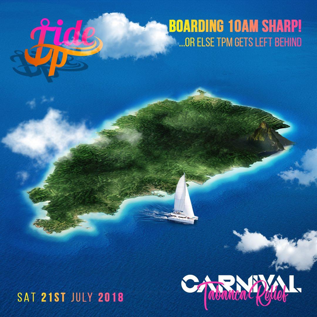 Tide Up 2018 Cruise