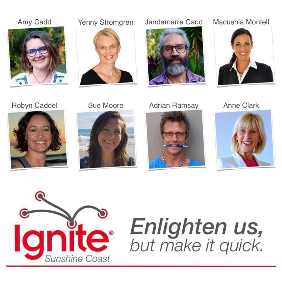 Ignite Sunshine Coast Speakers