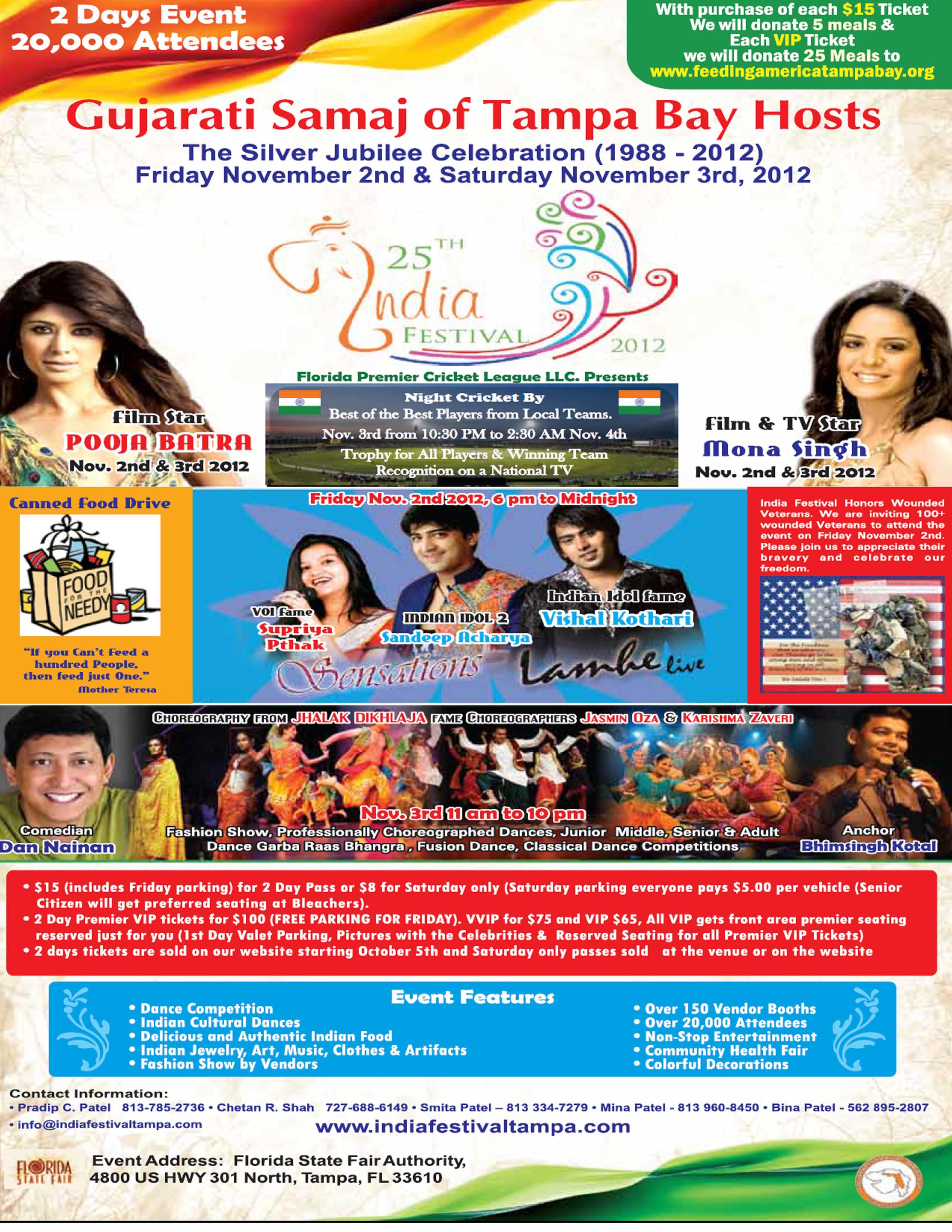 India Fest poater