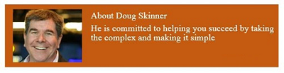 Doug Skinner makes complex simple
