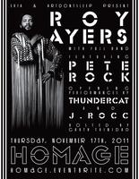 Homage: Roy Ayers featuring Pete Rock, Thundercat & J.Rocc