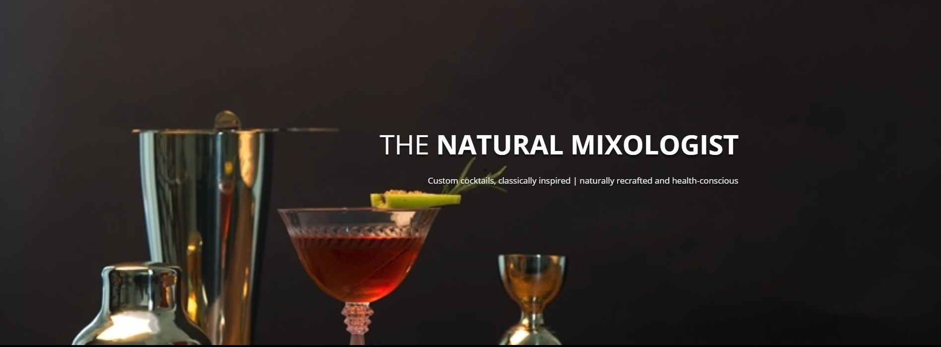 The Natural Mixologist