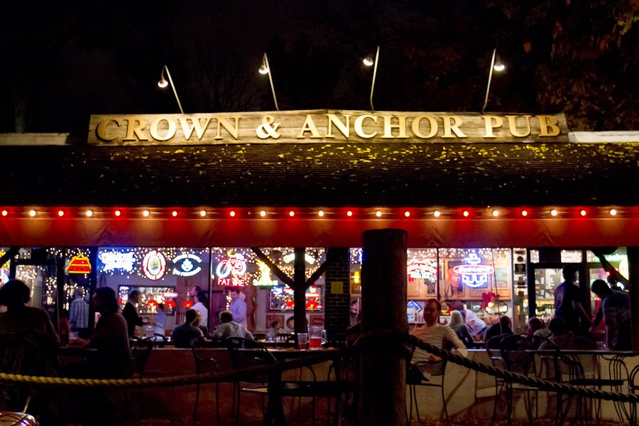 Crown and Anchor Pub