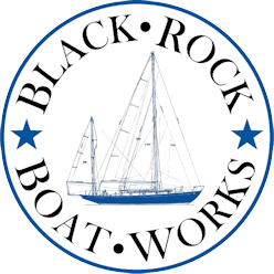 Black Rock Boatworks logo