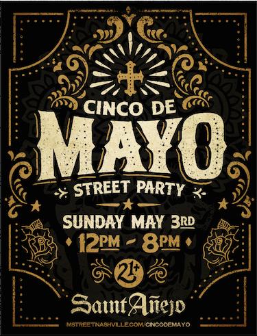 Cinco de Mayo on MStreet