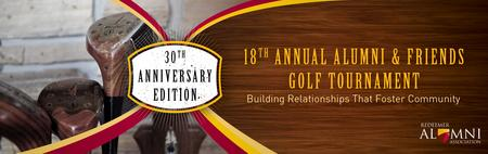 18th Annual Redeemer Alumni & Friends Golf Tournament