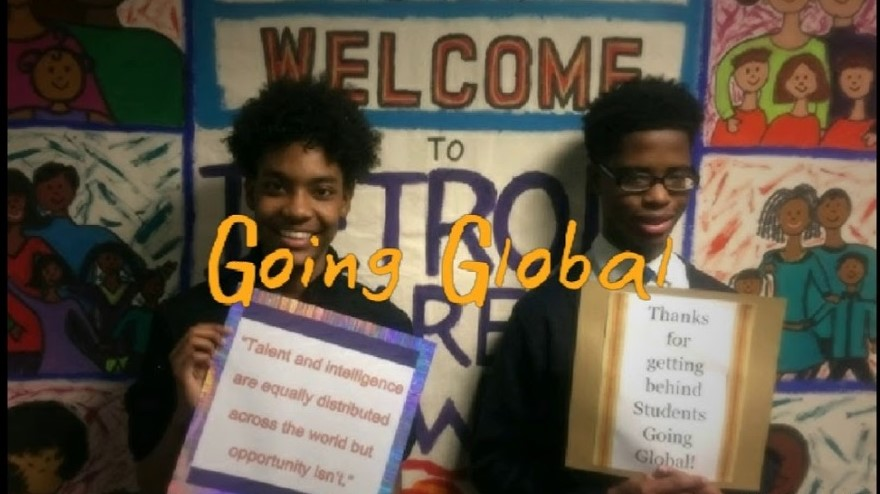 Students Going Global
