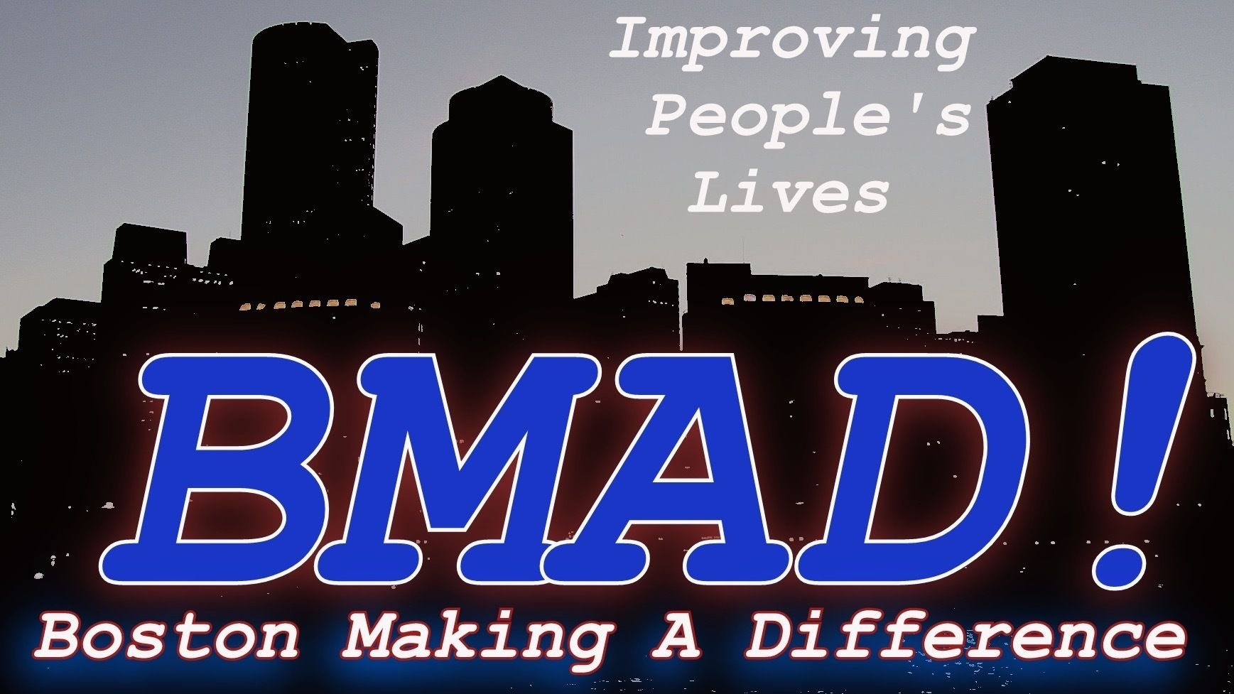Boston Making A Difference logo BMAD