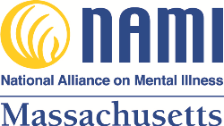 NAMI Massachusetts logo