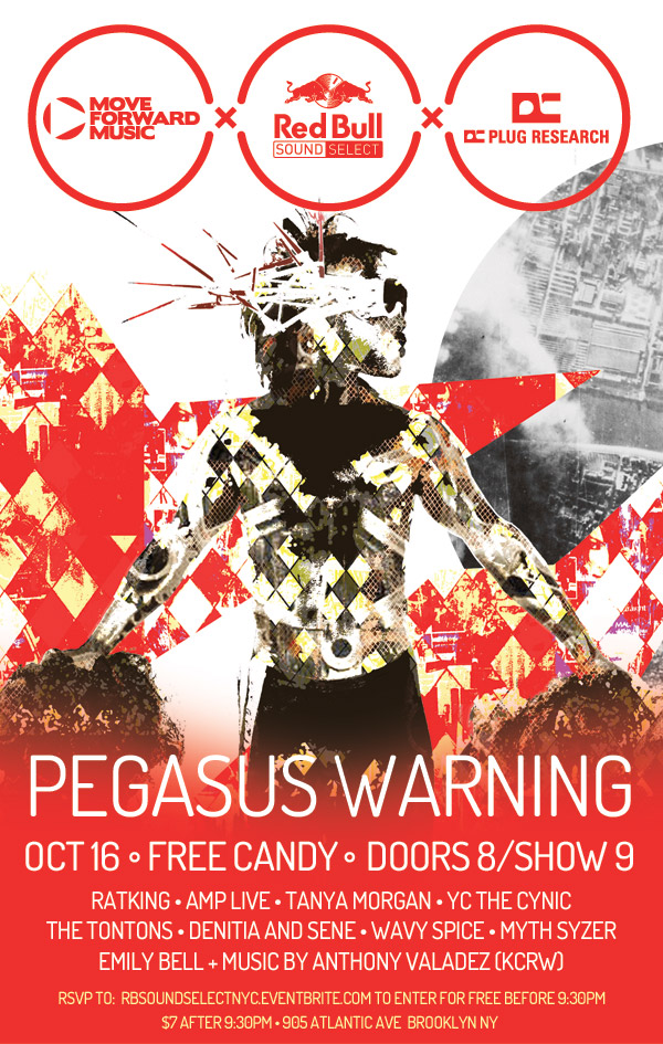 pegasus warning