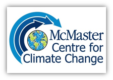 McMaster Centre for Climate Change Logo