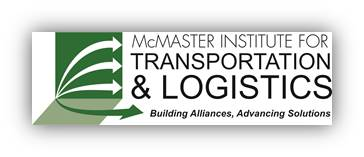 McMaster Institute for Transportation and Logistics Logo