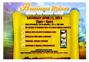 Business Mixer 2013