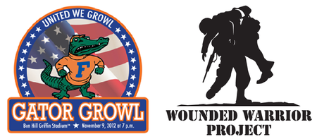 Gator Growl Wounded Warrior Tickets