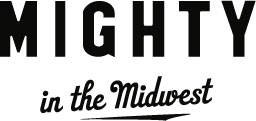 Mighty in the Midwest logo
