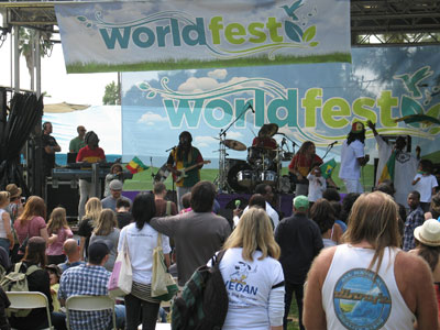 WorldFest Main Stage