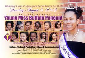 11th Annual Young Miss Buffalo Pageant