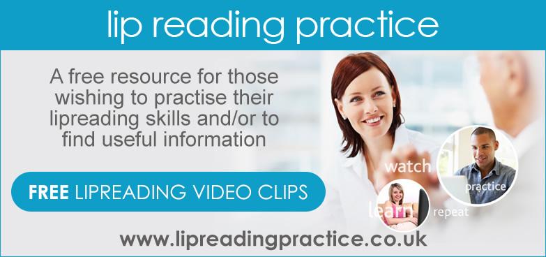 Lipreading Practice logo