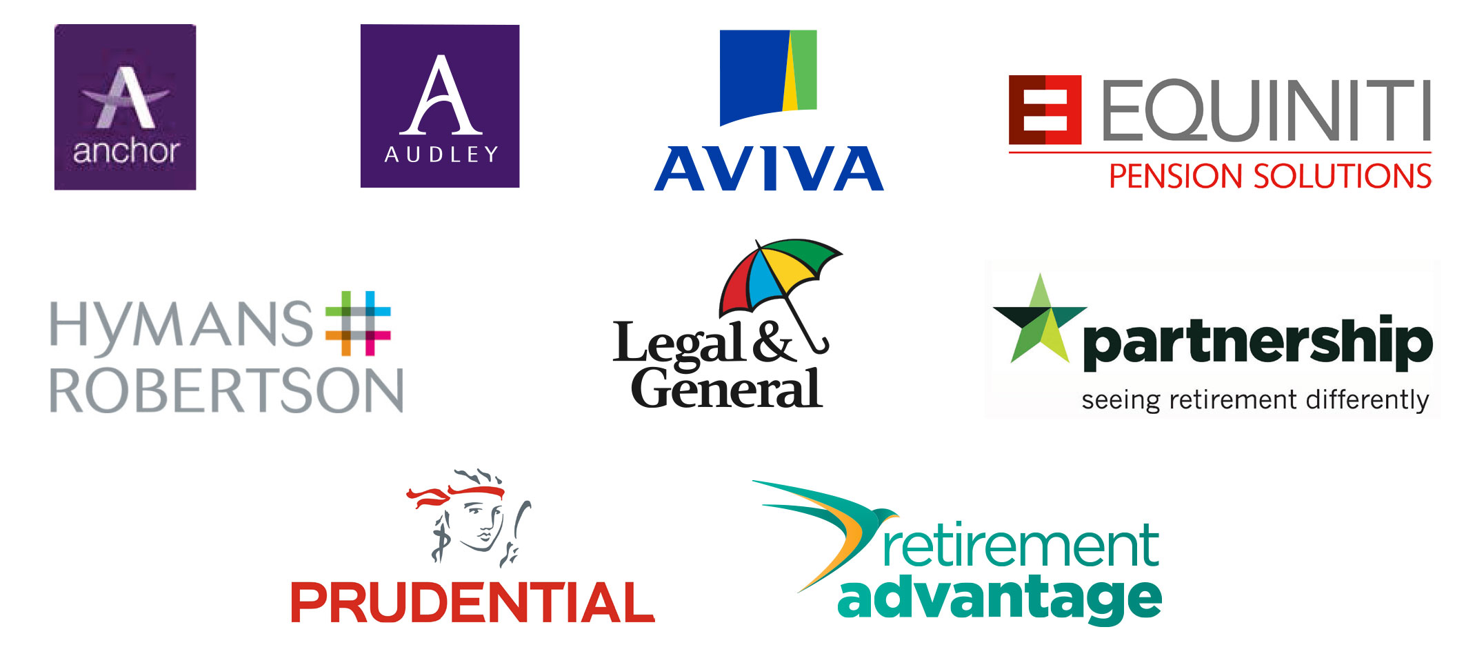 ILC-UK Partners Programme Member Logos