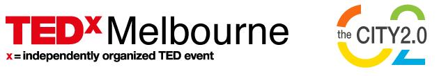 TEDxMelbourne City 2.0 Banner